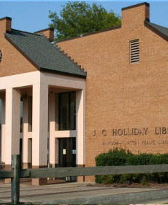 JC Holliday library