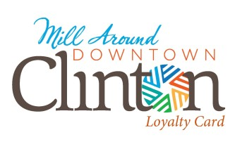 Downtown Clinton Loyalty Card