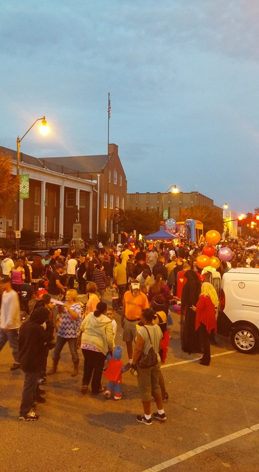 Halloween on the Square